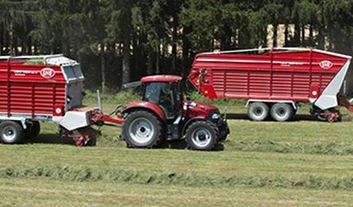 Lely introduces two new Lely Tigo loader wagons
