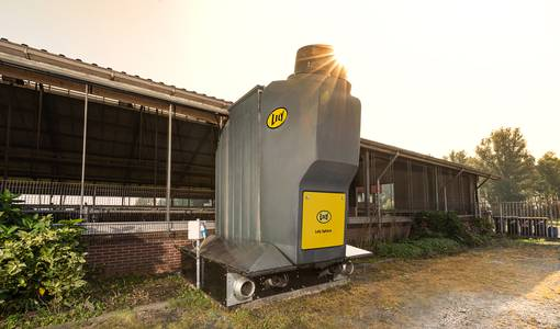 Lely launches a system separating mineral streams and converting emissions into value