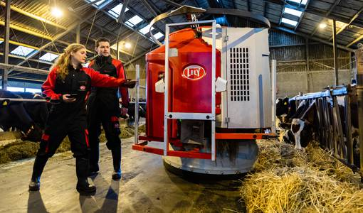 "Lely lanceert ""Feed the future"""