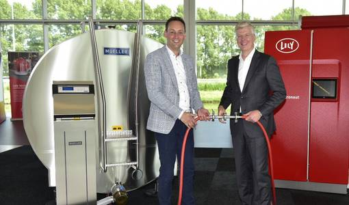 Lely and Mueller sign agreement for Cooling Solutions
