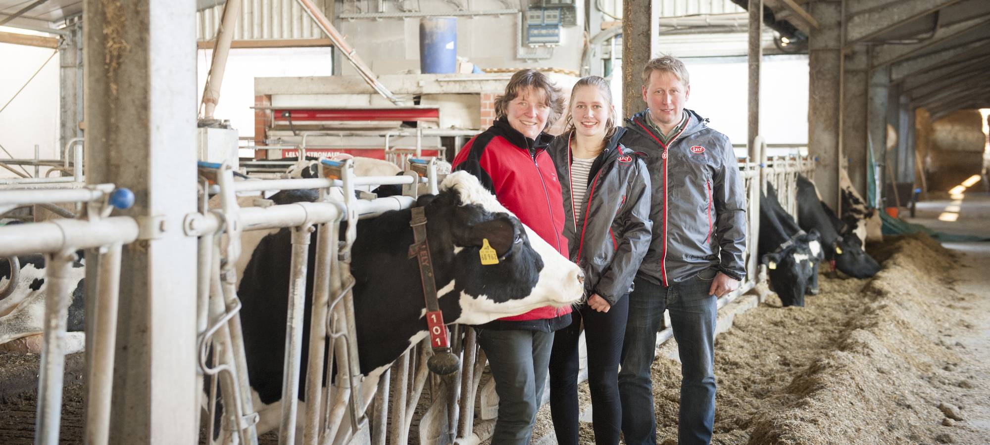 Infotage Quot Automatisch Melken Landwirte Berichten 252 Ber