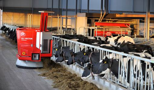 10 reasons to buy the Lely Vector system