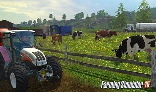 Lely machines join Farming Simulator Game