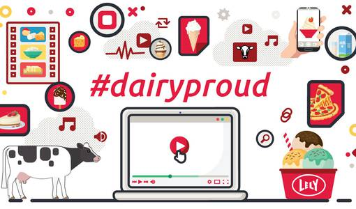 Lely North America June Dairy Month Social Media Campaign