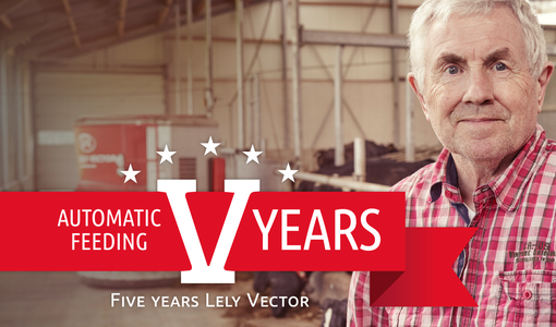 A wide variety of user experiences mark five years of automatic feeding