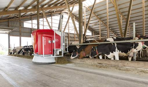 Improve feed efficiency with new Lely T4C Vector reports