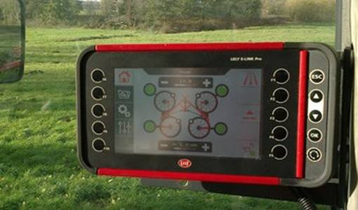 Lely improves its control panel with ISO Bus