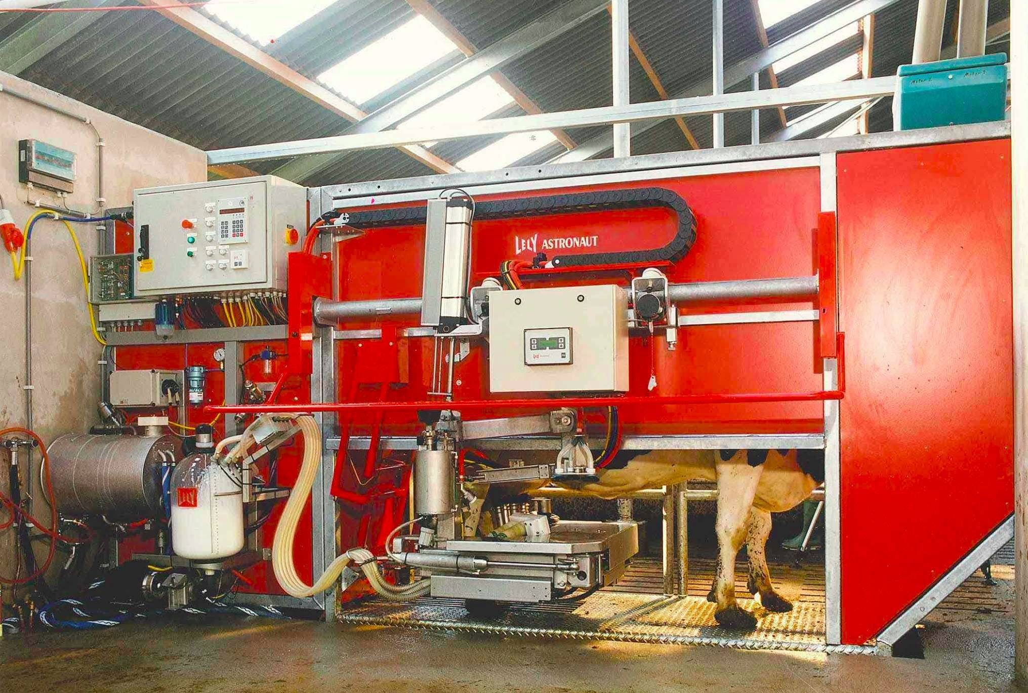 25 Years Dairy Automation Lely