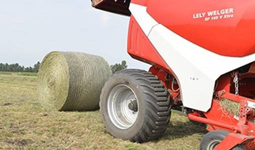 A new-generation variable chamber round baler with ultimate flexibility