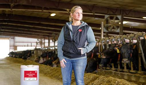 Lely North America Launches Lely Quaress Omnia Teat Spray