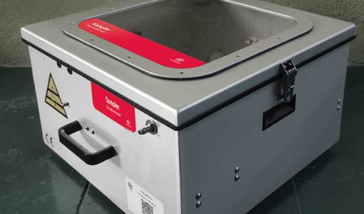 Lely introduces new milk sampling device