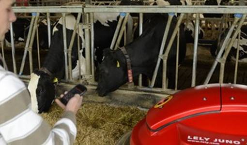 Lely Control: one mobile operating system for multiple Lely products