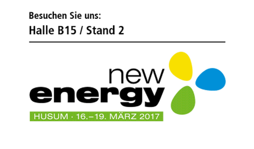 Lely Aircon auf der Messe New Energy – Husum