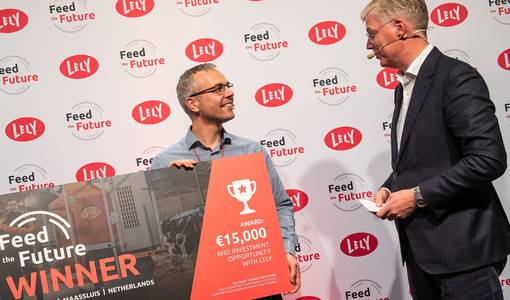 Lely proudly announces Senorics as winner of the first 'Feed the Future' challenge