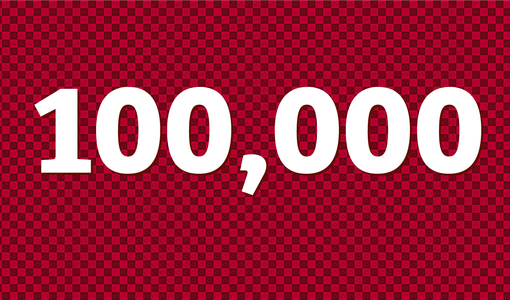 100,000 followers on the Lely Facebook page