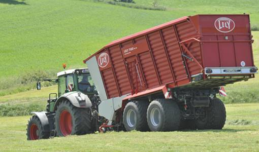 Lely introduces the Lely Tigo PR