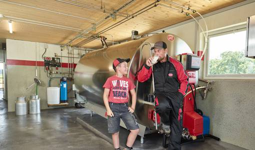 Lely offers new tank cleaning products