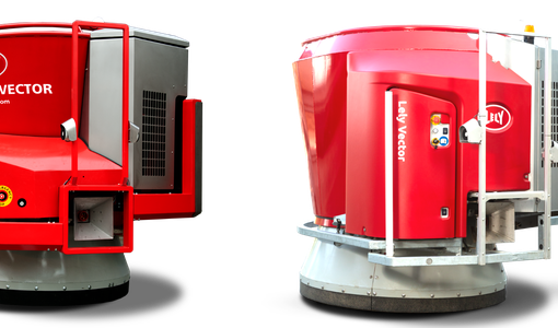 New Lely Vector features keep farmers future-proof