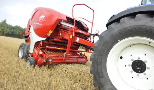 Lely Welger RP 205 – The new basic round baler from Lely