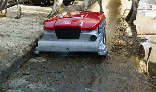 Der neue Lely Discovery 120 Collector
