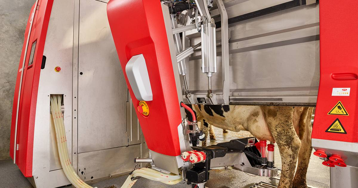 Increased Return On Investment With The Lely Astronaut A5