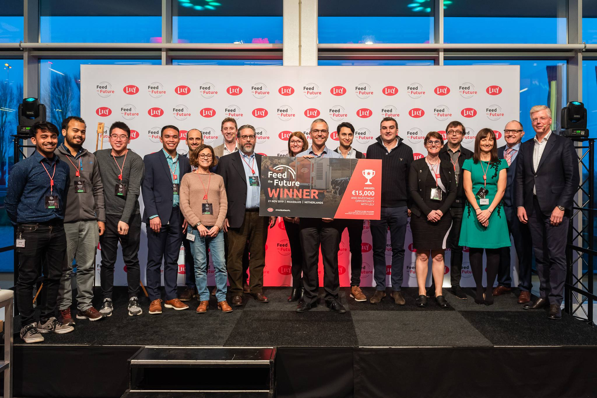 The eight startups competing to be the winner of the Feed the Future challenge..JPG