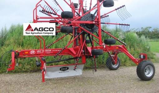Lely intende vendere il business forage ad AGCO Corporation