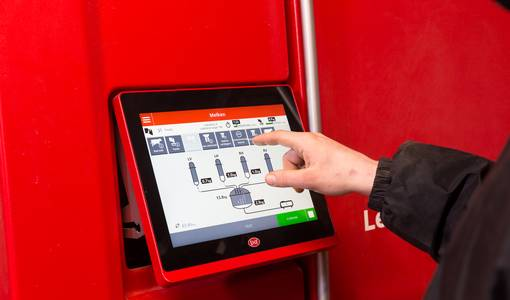 Enjoy improved user friendliness with the Lely Astronaut A5