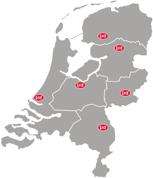 Kaart Lely Center organisaties NL.png